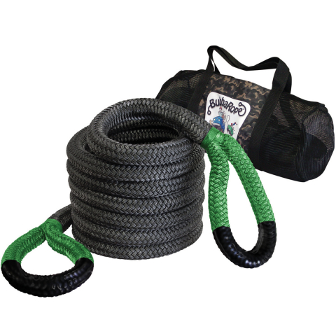 Jumbo Bubba 1-1/2in x 30 ft Vehicle Recovery Rope - Gatorized