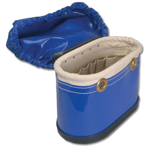 Estex® Hard Side Aerial Bucket with Attached Cover