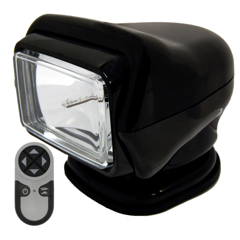 GoLight® Stryker H.I.D. with Wireless Remote - Magnetic Mount, Black