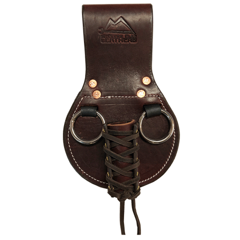 McClure Clan Leathers® Combo #2 Spud Wrench Sleever Bar Holder