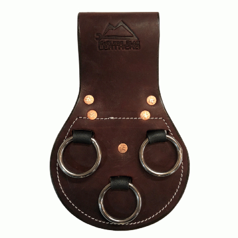 McClure Clan Leathers® The Torro Spud Wrench Holder