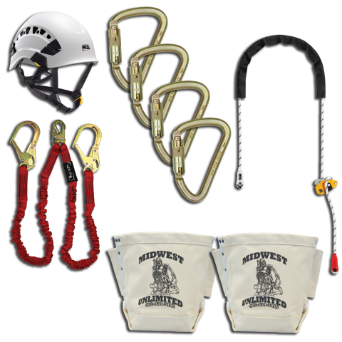 Midwest Unlimited Climber Essentials Kit