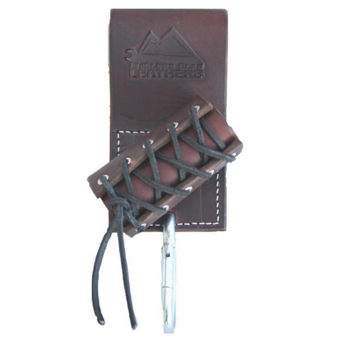 McClure Clan Leathers® Excaliber Sleever Bar Holder