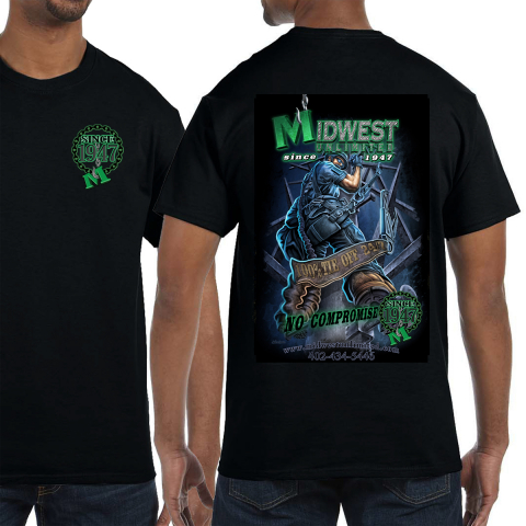 Midwest Unlimited Anniversary T-shirt
