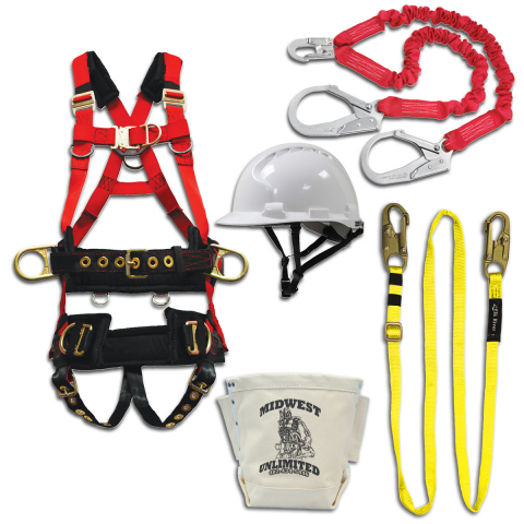Midwest Unlimited Basic Tower Climber Kit