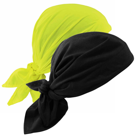 Ergodyne® Chill-Its® 6710 Evaporative Cooling Triangle Hats