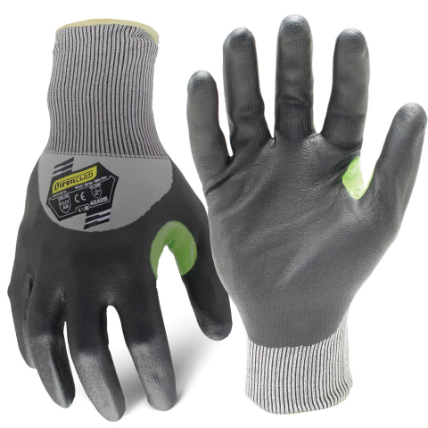 IronClad® Command ILT Knit A2 Foam Nitrile Coated Touchscreen Glove