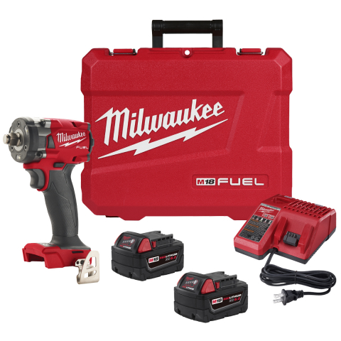 Milwaukee® M18 FUEL™ 1/2 Compact Impact Wrench w/ Friction Ring
