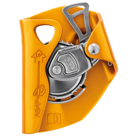 Petzl ASAP® ANSI Mobile Fall Arrest Device for Rope