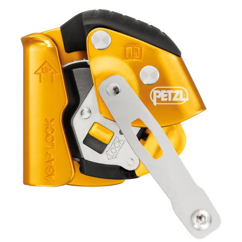 Petzl ASAP® Lock - ANSI Rated Fall Arrester for Rope